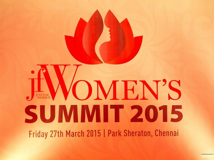 JFW's Womens Summit 2015