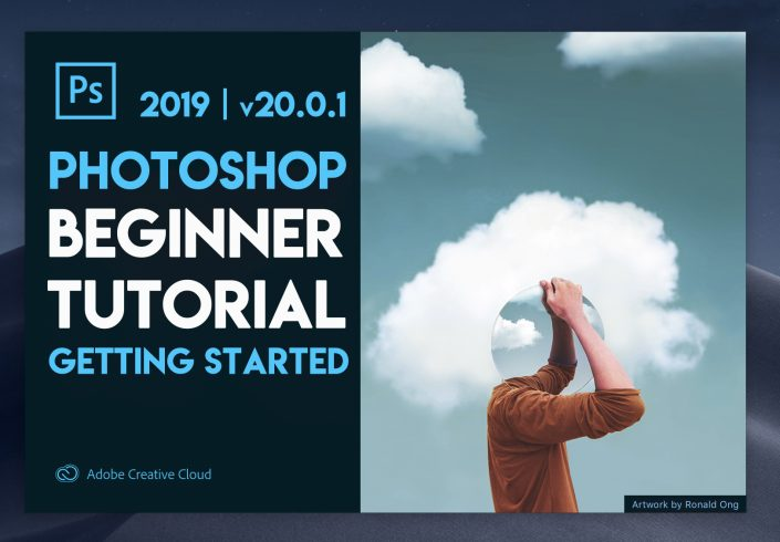 Photoshop 101 Beginner Tutorial – Getting Started with Photoshop 2019